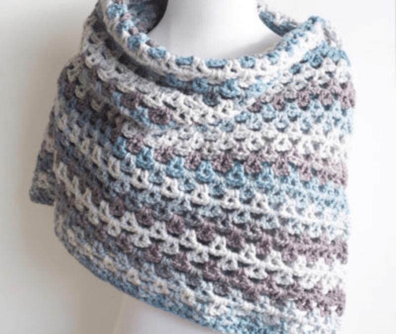 Mini Wrap Crochet Pattern