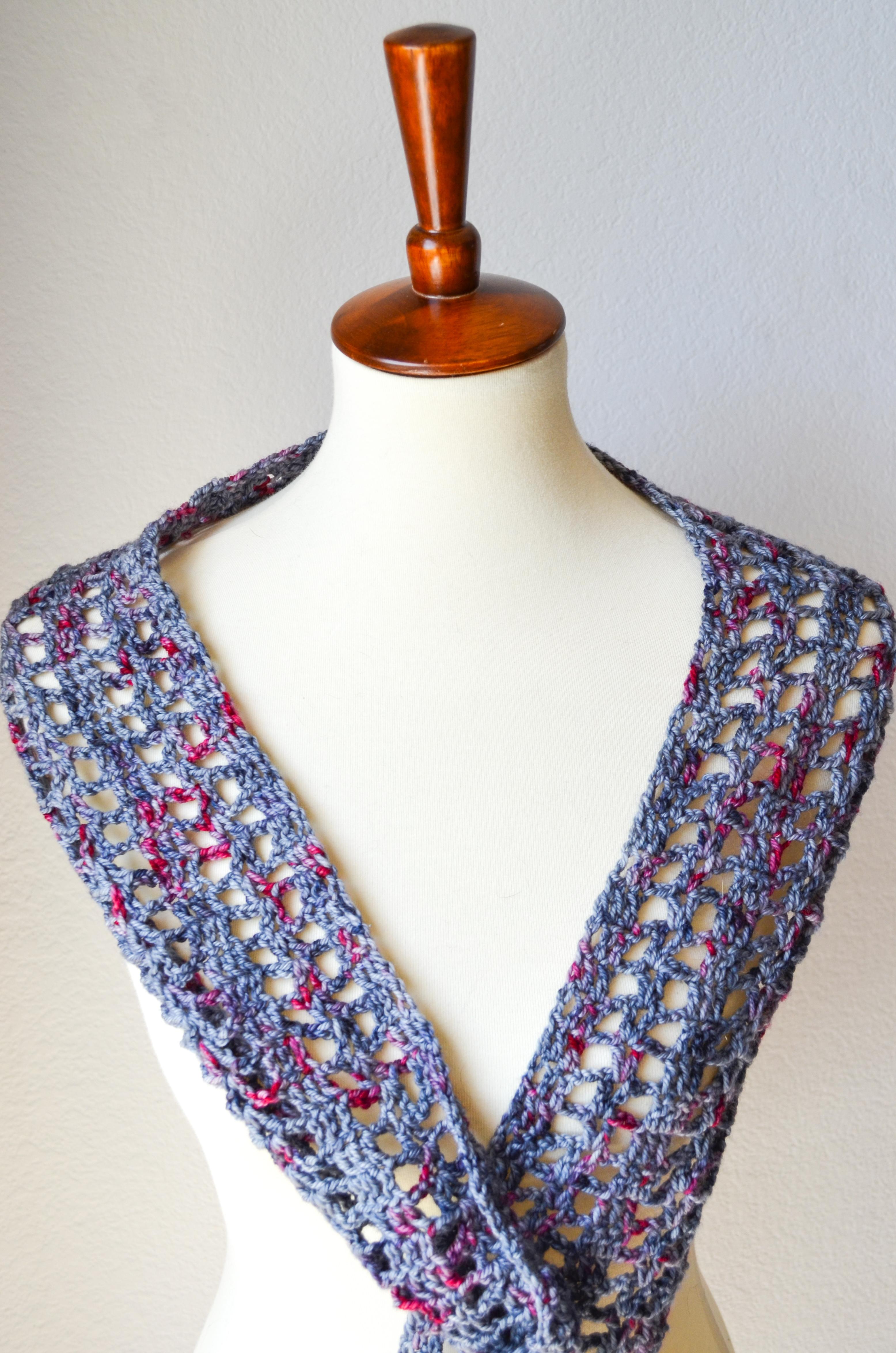 One Skein Cowl Crochet Pattern