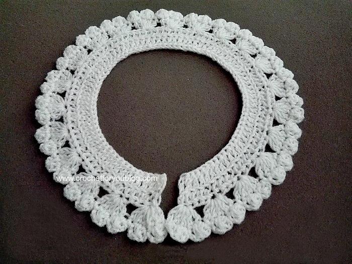 Crochet Hearts Edging