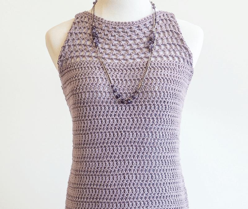 Light Crochet Tank Top Pattern