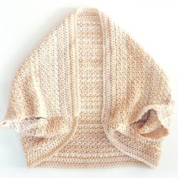 Cozy Fall Shrug Crochet Pattern