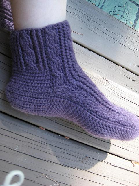 Twist and Shout Socks
