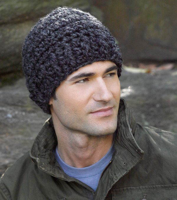 14 Mens Crochet Hat Patterns Simply Collectible Crochet