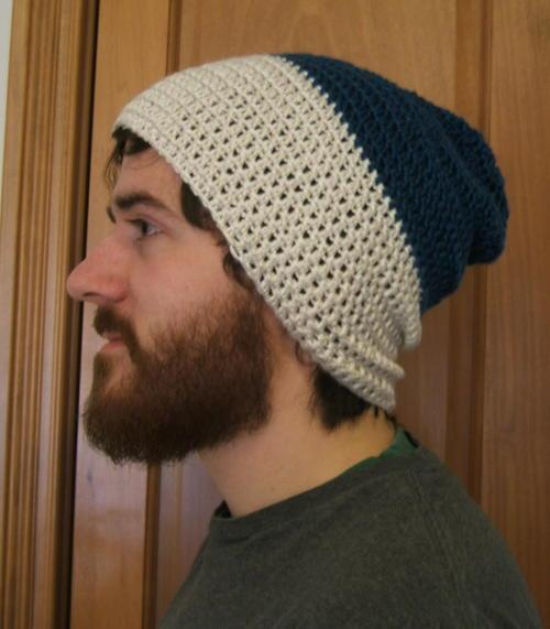 894a46ed200 Slouchy Hat Crochet Pattern - These 14 crochet hat patterns for men are  unique