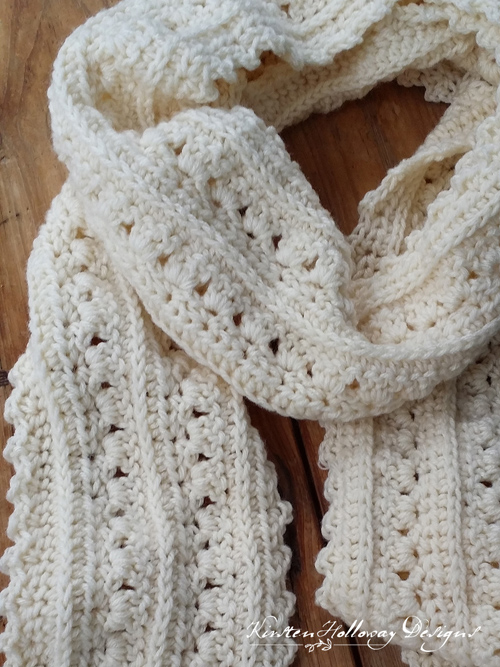 Primrose and Proper Super ScarfThis list of free scarf patterns has crochet for beginners. Choose between these free crochet patterns and get to work on a project you can be proud of. #CrochetScarfPatterns #CrochetScarf #FreeCrochetPatterns